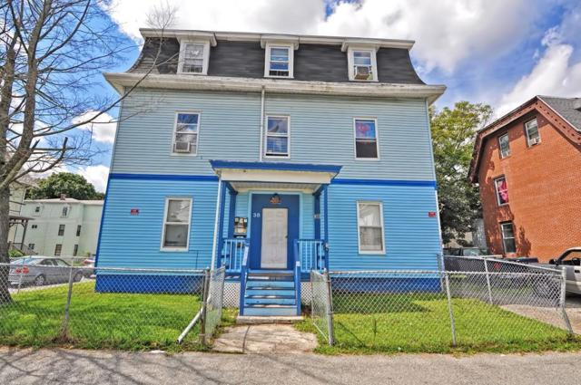 38 Benefit St, Worcester, MA 01610 (MLS #72380409) :: Hergenrother Realty Group