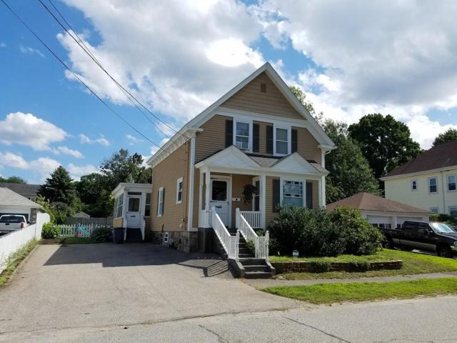 22 Belmont St, North Andover, MA 01845 (MLS #72380419) :: Cobblestone Realty LLC