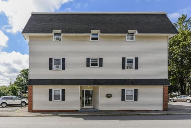 16 Richards Avenue #304, North Attleboro, MA 02760 (MLS #72380539) :: Anytime Realty