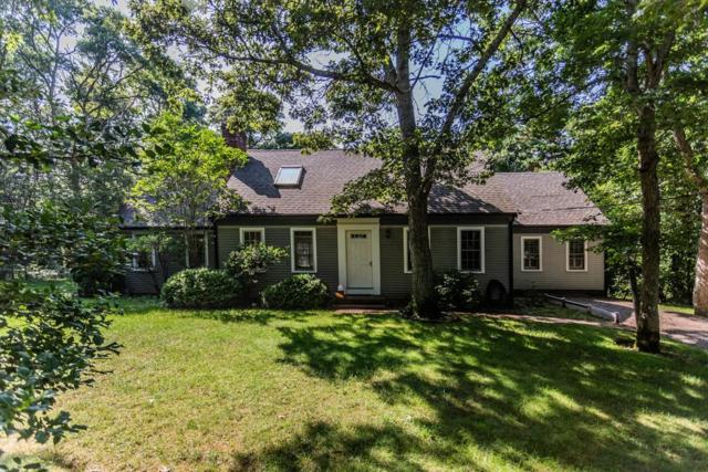 43 Pine St, Yarmouth, MA 02675 (MLS #72380944) :: Commonwealth Standard Realty Co.