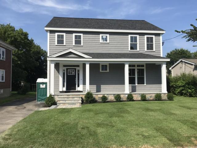 Lot A Pearl Street #1, Newton, MA 02458 (MLS #72380951) :: Vanguard Realty