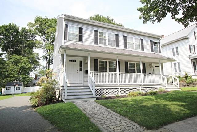 29 Yale Ave B, Wakefield, MA 01880 (MLS #72380981) :: EdVantage Home Group