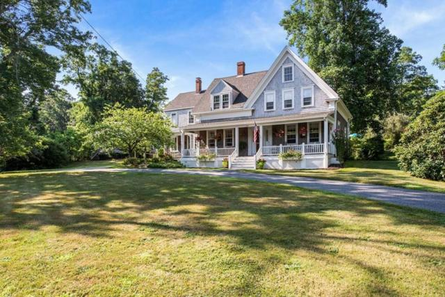 264 Route 6A, Sandwich, MA 02537 (MLS #72381029) :: Local Property Shop