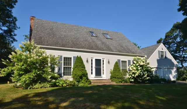 8 Bob White, Falmouth, MA 02540 (MLS #72381116) :: Vanguard Realty