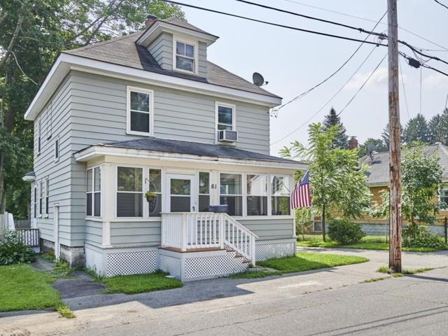 61 Haverhill Street, Haverhill, MA 01830 (MLS #72381133) :: Charlesgate Realty Group