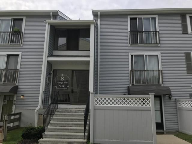 8 Village Way #11, Natick, MA 01760 (MLS #72381176) :: Commonwealth Standard Realty Co.