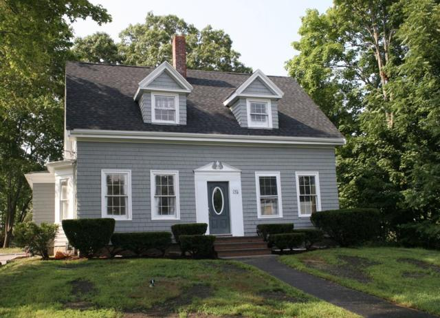 156 Webster St, Rockland, MA 02370 (MLS #72381255) :: Commonwealth Standard Realty Co.