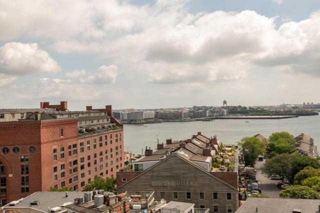 350 North St #301, Boston, MA 02113 (MLS #72381347) :: ERA Russell Realty Group