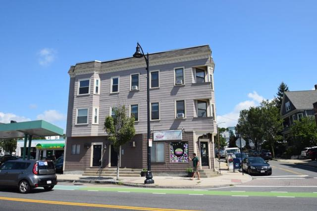 669 Somerville Ave, Somerville, MA 02143 (MLS #72381359) :: EdVantage Home Group