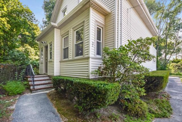 92 Potter St., New Bedford, MA 02740 (MLS #72381360) :: Vanguard Realty
