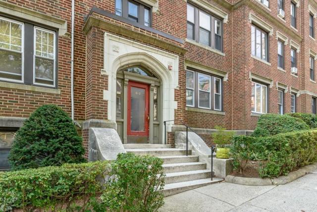 32 Summit Ave #4, Brookline, MA 02446 (MLS #72381433) :: The Muncey Group