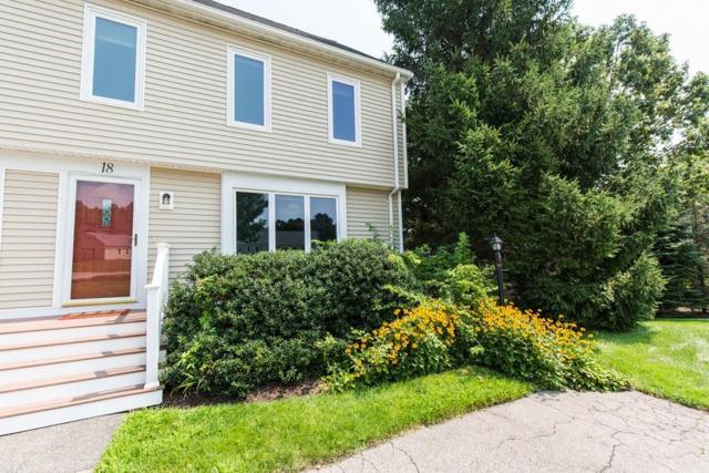 835 Mount Hope Street #18, North Attleboro, MA 02760 (MLS #72381477) :: Anytime Realty