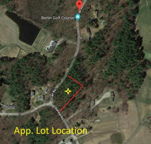 Lot 1A Carr Road, Berlin, MA 01503 (MLS #72381528) :: ERA Russell Realty Group