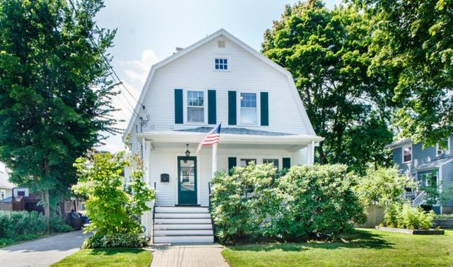 50 Taft Avenue, Newton, MA 02465 (MLS #72381563) :: Vanguard Realty