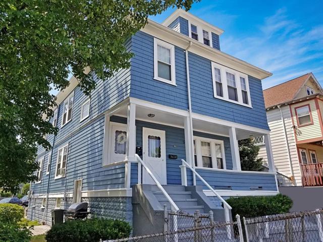61-63 Philbrick St #2, Boston, MA 02131 (MLS #72381865) :: Goodrich Residential