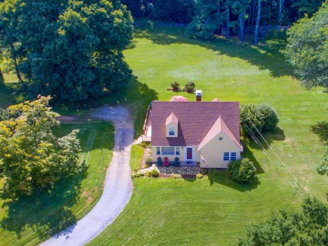 10 Hillside Dr, Sturbridge, MA 01566 (MLS #72382409) :: Charlesgate Realty Group