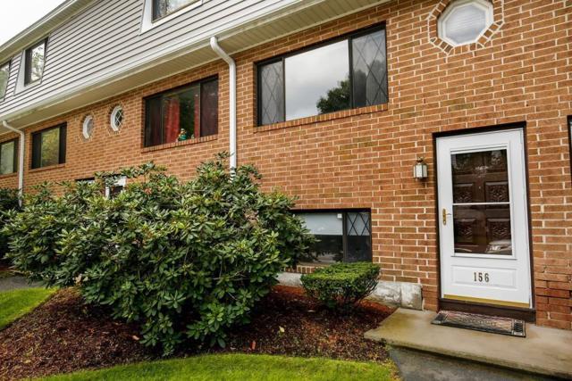 156 Farrwood Dr #156, Haverhill, MA 01835 (MLS #72382711) :: ALANTE Real Estate