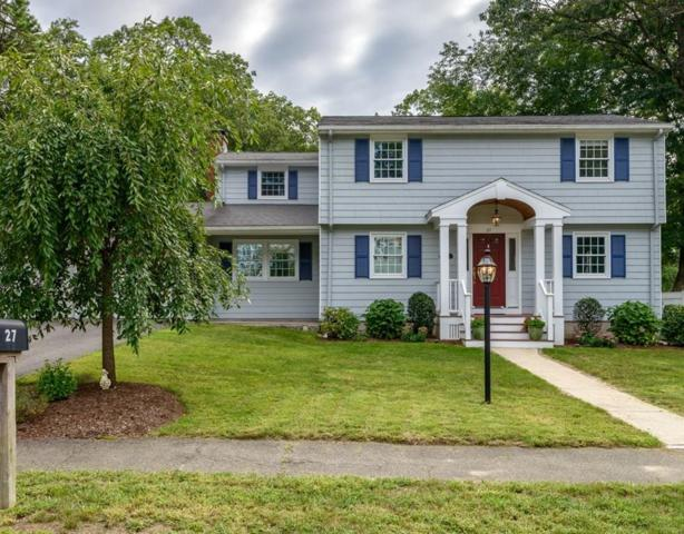 27 Hayes Rd, Concord, MA 01742 (MLS #72382827) :: Vanguard Realty