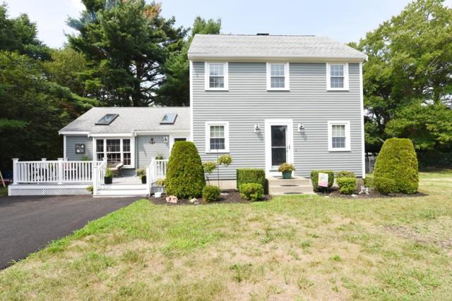 30 Justine Ave, Plymouth, MA 02360 (MLS #72383200) :: Vanguard Realty