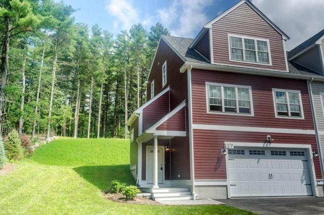 27 Valley Street #27, Norfolk, MA 02056 (MLS #72383916) :: Welchman Real Estate Group | Keller Williams Luxury International Division