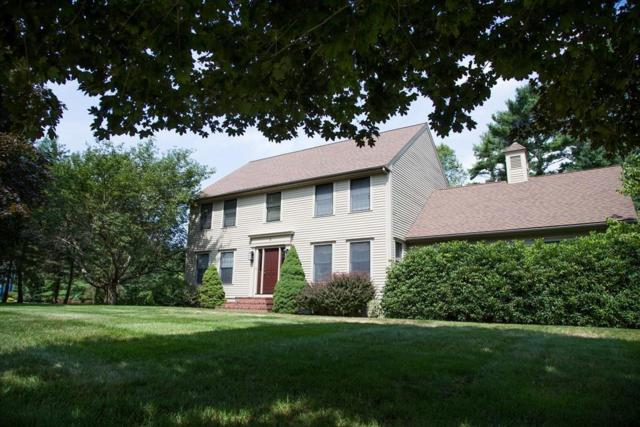 9 Wallace Dr, Easton, MA 02375 (MLS #72384659) :: Vanguard Realty