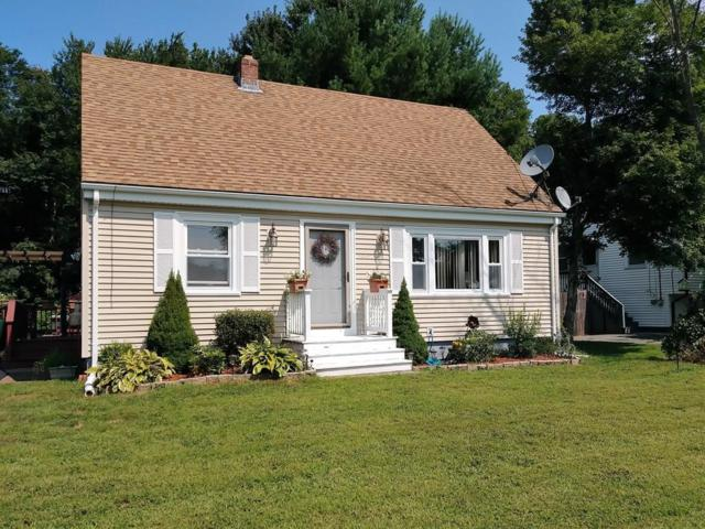 1063 Westgate St, New Bedford, MA 02745 (MLS #72384973) :: Vanguard Realty