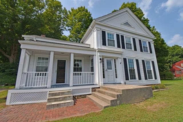 268 S. Westfield St, Agawam, MA 01030 (MLS #72385319) :: Local Property Shop