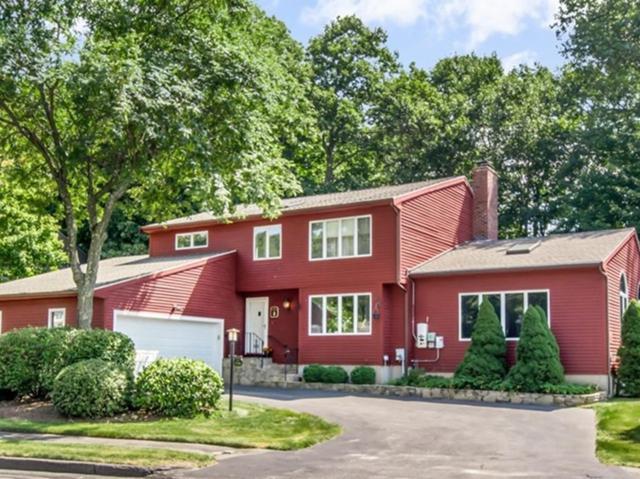 9 Fox Hollow Road, Worcester, MA 01605 (MLS #72386270) :: Vanguard Realty