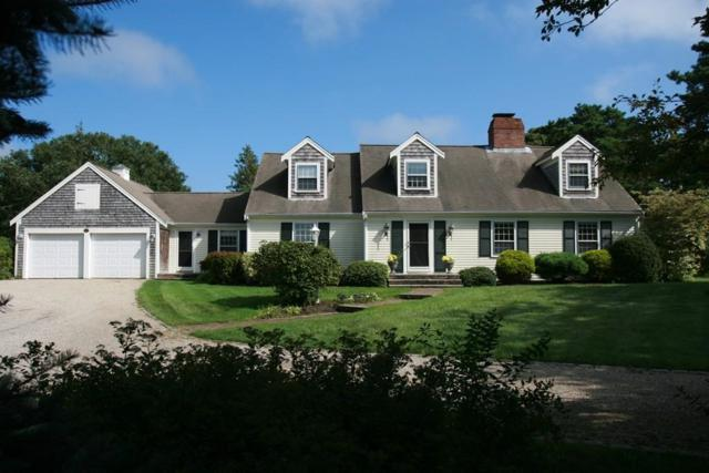 352 Riverview Dr, Chatham, MA 02633 (MLS #72386485) :: Vanguard Realty