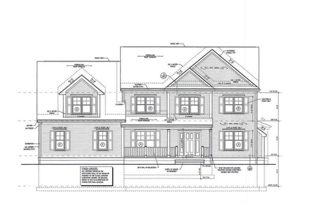 1 Conway Lane Lot 3, Foxboro, MA 02035 (MLS #72386619) :: Vanguard Realty