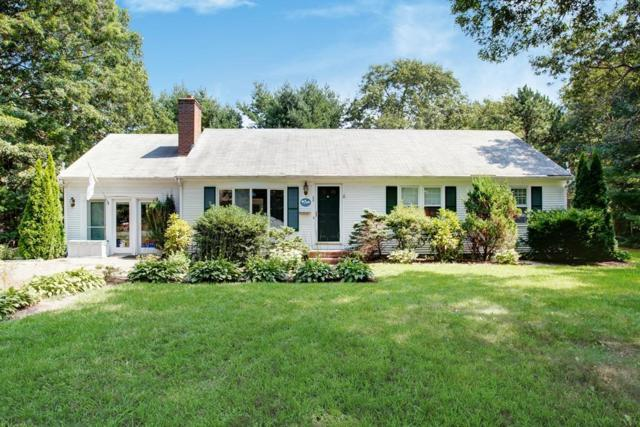 66 Tanglewood Drive, Barnstable, MA 02655 (MLS #72387220) :: Vanguard Realty
