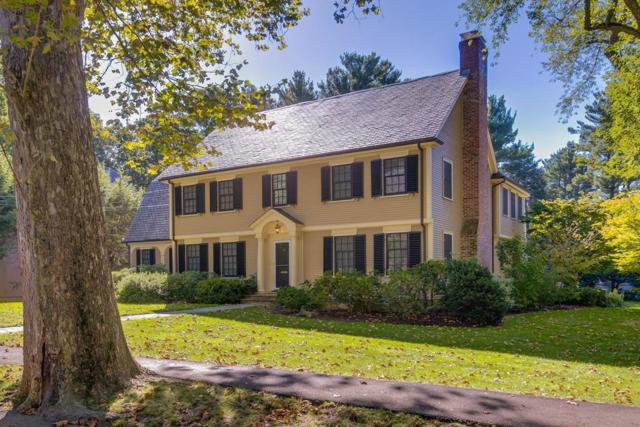 17 Glenoe Road, Brookline, MA 02467 (MLS #72387618) :: The Gillach Group