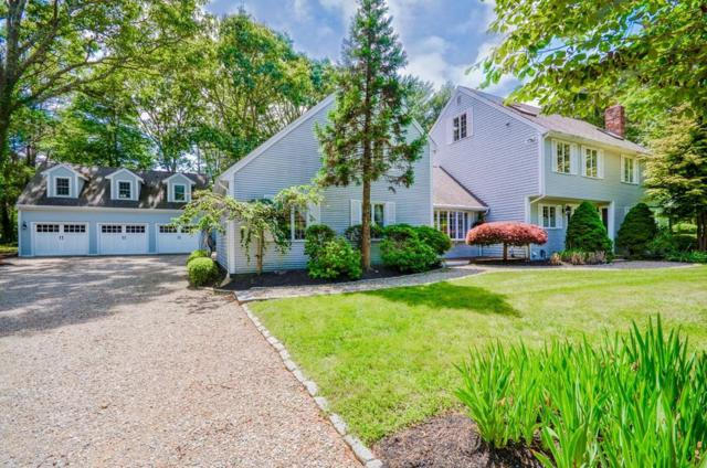 18 Cove Circle, Marion, MA 02738 (MLS #72387692) :: ERA Russell Realty Group