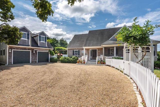 126 Litchfield Road, Edgartown, MA 02539 (MLS #72387717) :: Apple Country Team of Keller Williams Realty