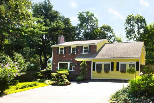 190 Parish Rd, Needham, MA 02494 (MLS #72387955) :: The Goss Team at RE/MAX Properties