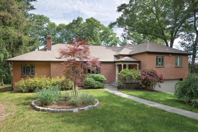11 Nod Hill Rd, Newton, MA 02461 (MLS #72388023) :: Compass Massachusetts LLC