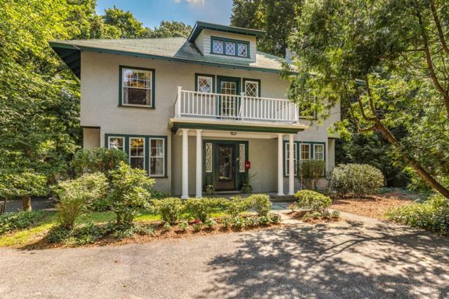 38 Fletcher St, Winchester, MA 01890 (MLS #72388148) :: Westcott Properties