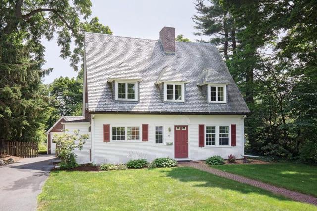 26 Magnolia Ave, Newton, MA 02458 (MLS #72388150) :: Compass Massachusetts LLC