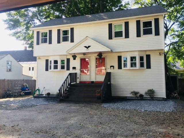 162 Sixth Street  (Rear), Lowell, MA 01850 (MLS #72388245) :: Welchman Real Estate Group | Keller Williams Luxury International Division