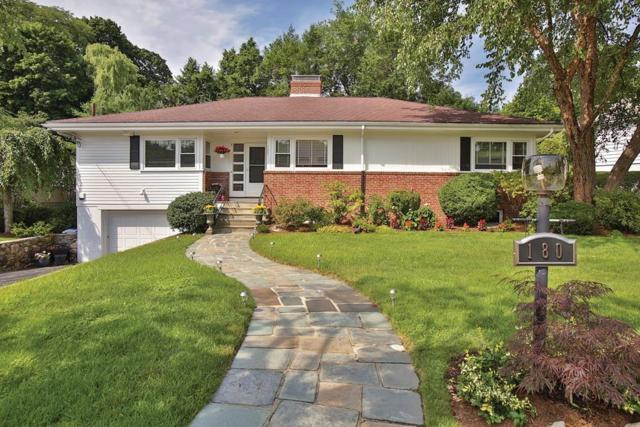 180 Evelyn Rd, Newton, MA 02468 (MLS #72388504) :: Hergenrother Realty Group