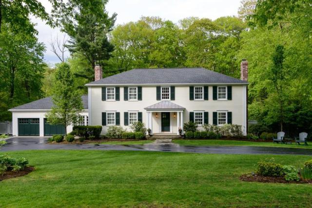 56 White Oak Rd, Wellesley, MA 02481 (MLS #72388556) :: Compass Massachusetts LLC