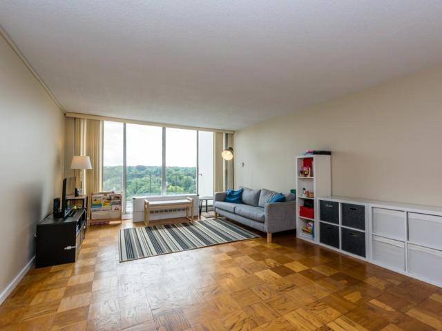 77 Pond Ave #1504, Brookline, MA 02445 (MLS #72388650) :: Vanguard Realty