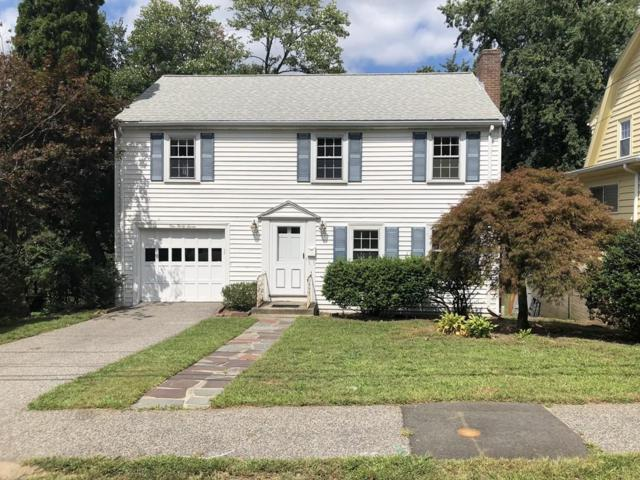 137 Florence Rd, Waltham, MA 02453 (MLS #72388880) :: Commonwealth Standard Realty Co.
