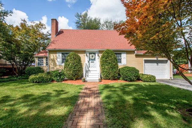 36 Saxon Rd, Worcester, MA 01602 (MLS #72388911) :: Vanguard Realty