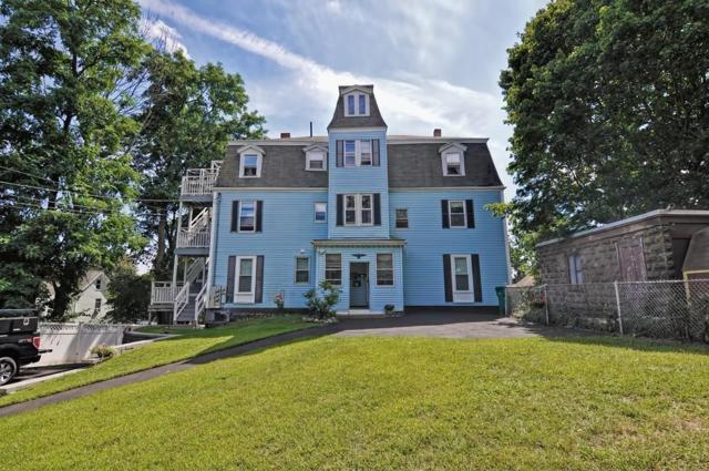 59-61 Irving Street, Medford, MA 02155 (MLS #72388969) :: ALANTE Real Estate
