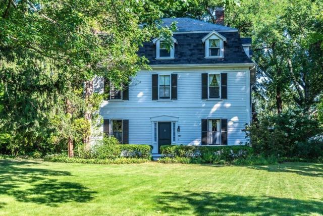 161 Highland Avenue, Newton, MA 02465 (MLS #72389209) :: Compass Massachusetts LLC