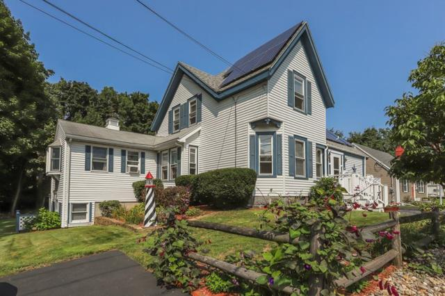 33 Budleigh Avenue, Beverly, MA 01915 (MLS #72389227) :: Vanguard Realty