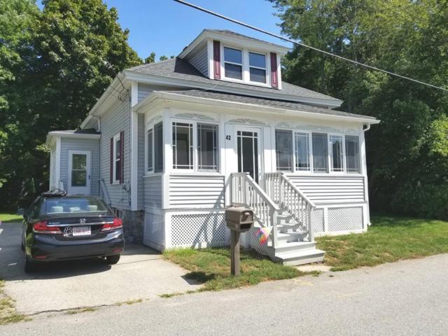 42 Cass Ave., Dracut, MA 01826 (MLS #72389789) :: Compass Massachusetts LLC
