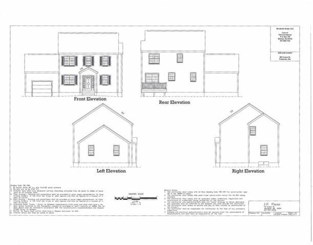 LOT 1 Litchfield Street, Brockton, MA 02302 (MLS #72389978) :: Trust Realty One