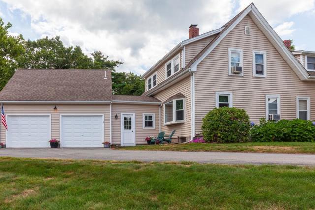 2 Marchand Way #2, Norton, MA 02766 (MLS #72390003) :: ALANTE Real Estate